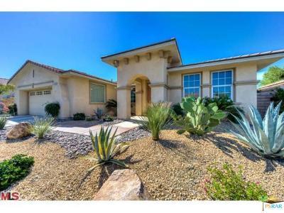 Rancho Mirage Single Family Home For Sale: 126 Via Solaro