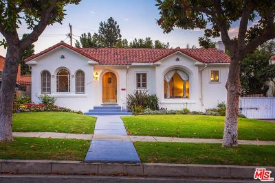 Single Family Home For Sale: 3503 Crestwold Avenue