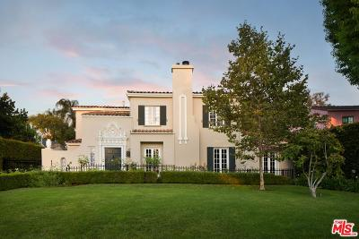 Los Angeles County Single Family Home For Sale: 204 South Plymouth