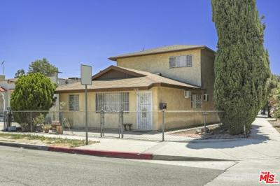 Los Angeles Single Family Home For Sale: 2230 Shoredale Avenue