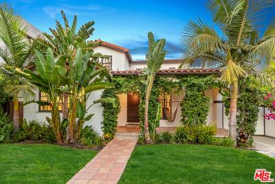 Los Angeles CA Single Family Home For Sale: $2,499,000