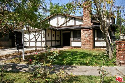 Toluca Lake Single Family Home For Sale: 4409 Clybourn Avenue