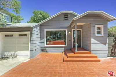 Los Angeles Single Family Home For Sale: 3181 Atwater Avenue