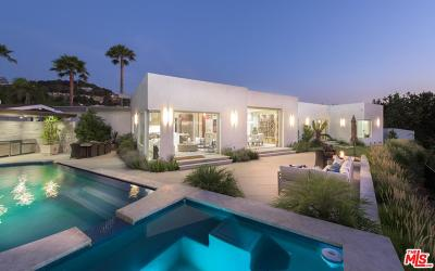 Studio City Single Family Home For Sale: 3355 Wrightview Place
