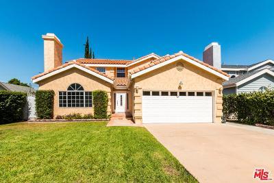 Single Family Home For Sale: 14749 Huston Street