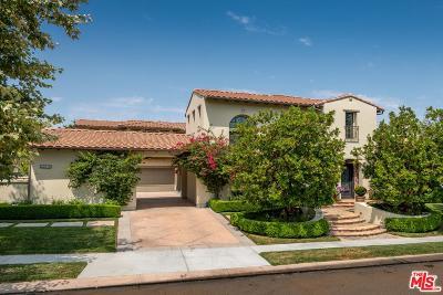 Calabasas Single Family Home For Sale: 25415 Prado De Las Peras