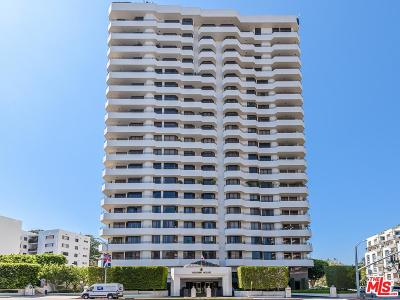 Los Angeles County Condo/Townhouse For Sale: 10601 Wilshire #601