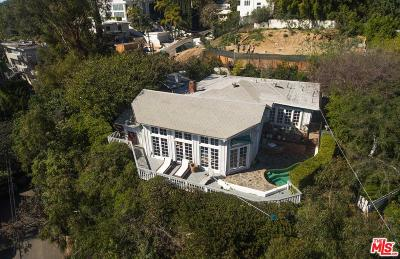 Single Family Home For Sale: 1240 Hilldale Avenue