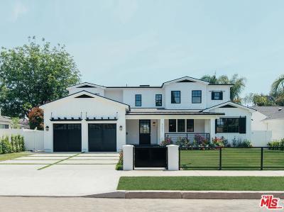Studio City Single Family Home For Sale: 4552 Camellia Avenue