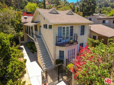 Los Angeles County Residential Income For Sale: 3666 Regal Place