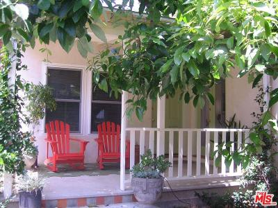 Los Angeles County Residential Income For Sale: 8267 Willoughby Avenue