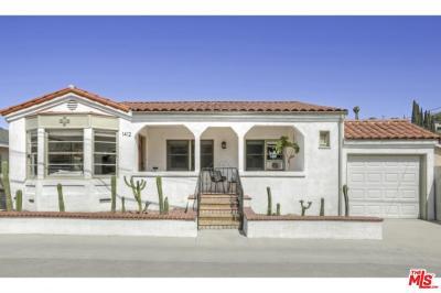 Los Angeles Single Family Home For Sale: 1412 Wybro Way