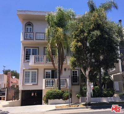 Los Angeles Condo/Townhouse For Sale: 11963 Mayfield Avenue #102