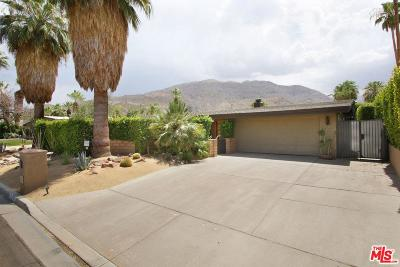Rancho Mirage Single Family Home For Sale: 71755 San Gorgonio Road