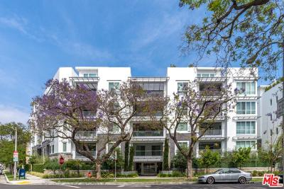 Beverly Hills Condo/Townhouse For Sale: 460 North Palm Drive #305