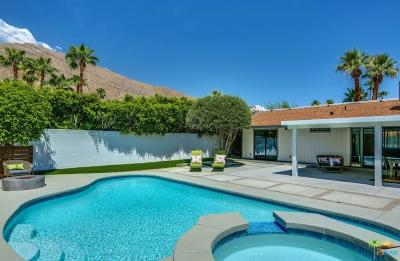 Palm Springs Single Family Home For Sale: 295 East Palo Verde Avenue