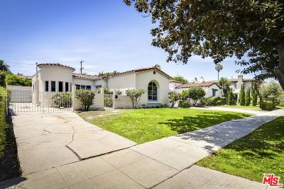 Los Angeles County Single Family Home For Sale: 2049 Greenfield Avenue