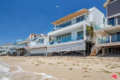 Malibu CA Condo/Townhouse For Sale: $4,400,000