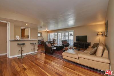 Toluca Lake Condo/Townhouse For Sale: 4445 Cartwright Avenue #205
