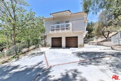 Topanga Single Family Home For Sale: 21126 Bellini Drive