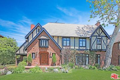Hancock Park-Wilshire (C18) Single Family Home Sold: 458 North June Street