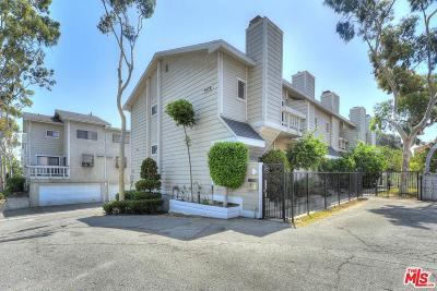Los Angeles Condo/Townhouse For Sale: 4676 Don Lorenzo Drive #D