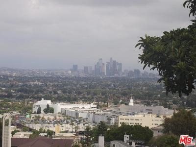Los Angeles Residential Lots & Land For Sale: 4201 Don Mariano Drive