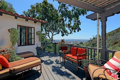 Los Angeles County Single Family Home For Sale: 2201 Malaga Road
