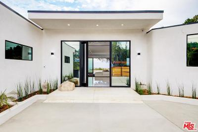 Los Angeles Single Family Home For Sale: 3321 Bonnie Hill Drive