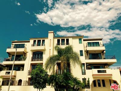 Los Angeles County Condo/Townhouse For Sale: 1310 Armacost Avenue #401