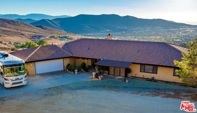 Acton Single Family Home For Sale: 35120 Via Famero Drive