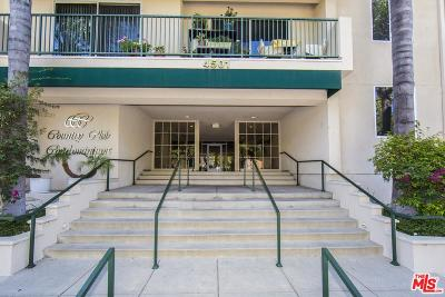 Sherman Oaks Condo/Townhouse For Sale: 4501 Cedros Avenue #130