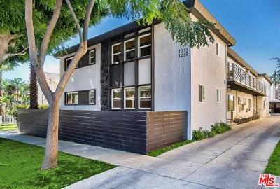 West Hollywood Residential Income For Sale: 1233 North Orange Grove Avenue