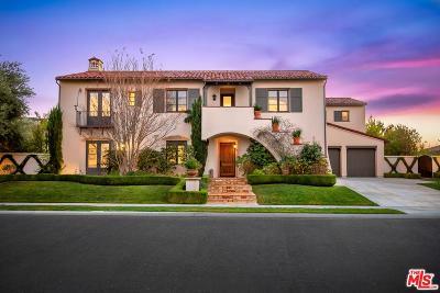Single Family Home For Sale: 25240 Prado De La Puma
