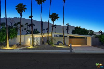 Palm Springs Single Family Home For Sale: 2575 North Kitty Hawk Drive