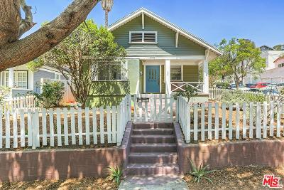 Single Family Home For Sale: 2175 Echo Park Avenue