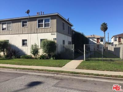 Residential Income For Sale: 4061 Wade Street