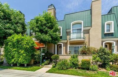 Los Angeles County Condo/Townhouse For Sale: 11605 Mississippi Avenue