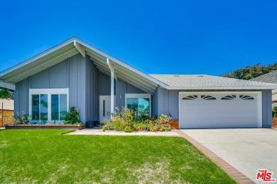 Sylmar Single Family Home For Sale: 13829 Aldergrove Street