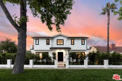 Single Family Home For Sale: 3300 McLaughlin Avenue