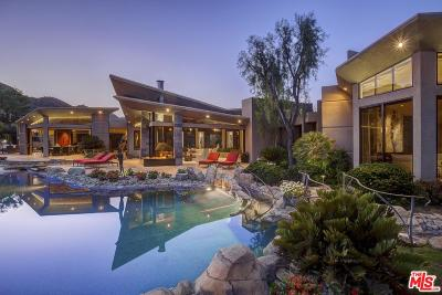 Palm Desert Single Family Home For Sale: 125 Wanish Place