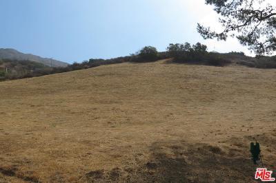 Malibu Residential Lots & Land For Sale: 4510 Via Vienta