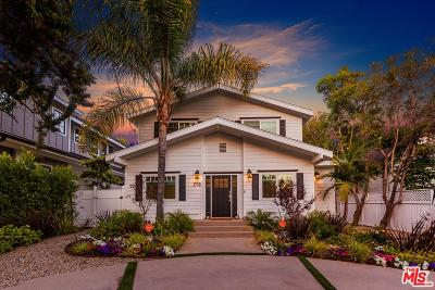 Single Family Home For Sale: 1732 Nichols Canyon Road