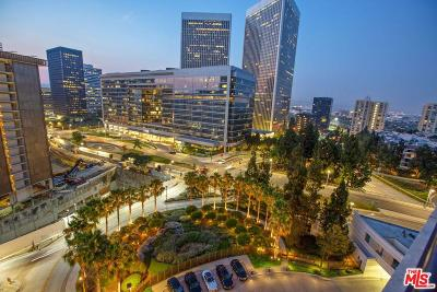 Los Angeles Condo/Townhouse For Sale: 1 West Century Drive #10D