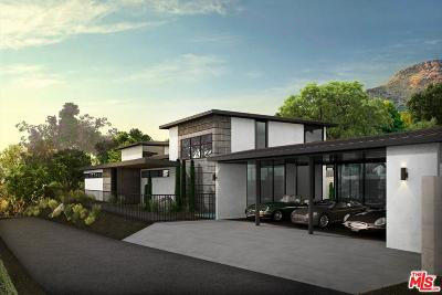 Beverly Hills Single Family Home For Sale: 9509 Gloaming Drive