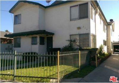 Inglewood Residential Income For Sale: 214 East Hazel Street
