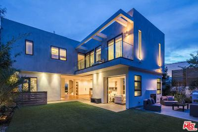 Pacific Palisades Single Family Home For Sale: 14635 Whitfield Avenue