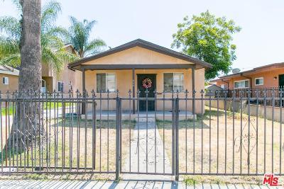 Los Angeles Single Family Home For Sale: 666 Keenan Avenue