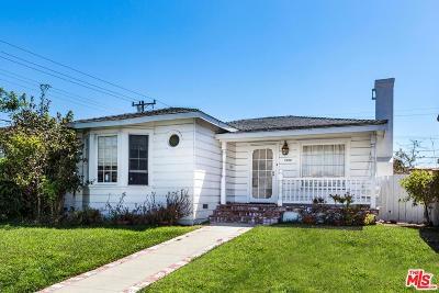 Torrance Single Family Home For Sale: 1222 Beech Avenue