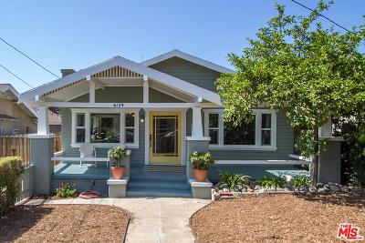 Los Angeles CA Single Family Home For Sale: $778,000